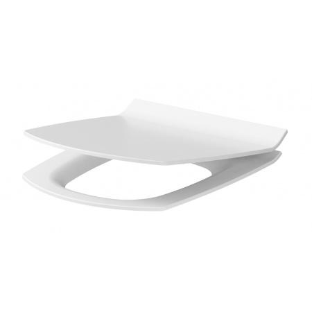 Cersanit Carina Deska sedesowa wolnoopadająca antybakteryjna, biała K98-0135