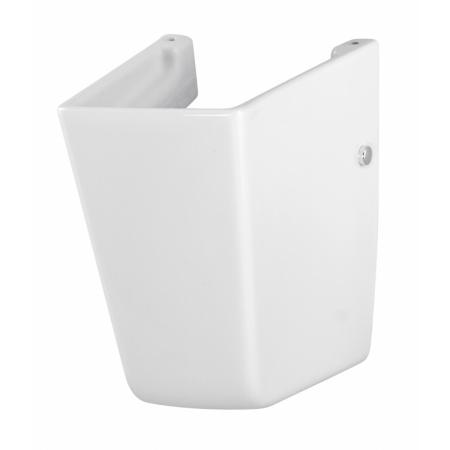 Cersanit Carina Półpostument 31,5x23 cm, biały K31-003