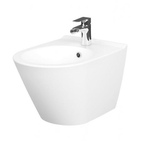 Cersanit City Oval Bidet podwieszany 51x36 cm, biały K35-043