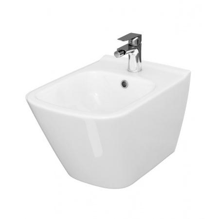 Cersanit City Square Bidet podwieszany 51x36 cm biały K35-045