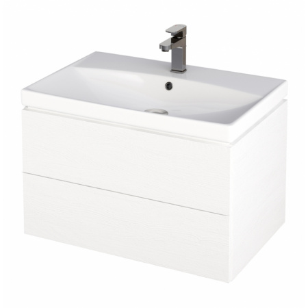 Cersanit City Szafka podumywalkowa 69x43x45 cm, biała S584-008