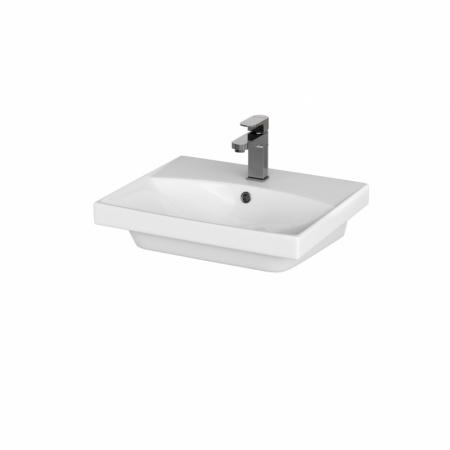 Cersanit City Umywalka meblowa 50,5x40 cm, biała K35-005