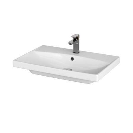 Cersanit City Umywalka meblowa 70x45,5 cm, biała K35-007