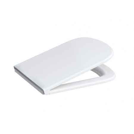 Cersanit Colour Deska sedesowa wolnoopadająca, biała K98-0092