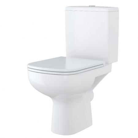 Cersanit Colour Toaleta WC kompaktowa 36x64,5 cm, biała K103-012
