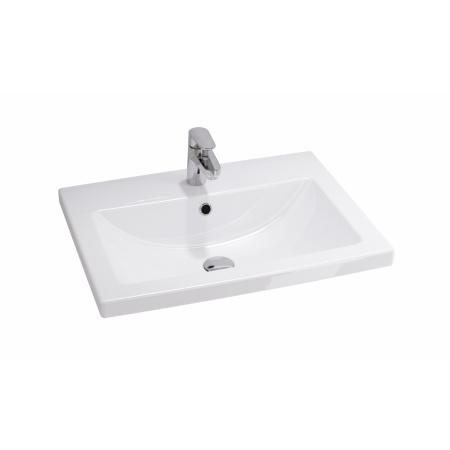 Cersanit Como Umywalka meblowa 60x45 cm, biała K32-003-BOX