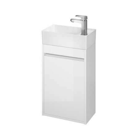 Cersanit Crea Szafka podumywalkowa 39,2x21,5x59,1 cm, biała S924-001