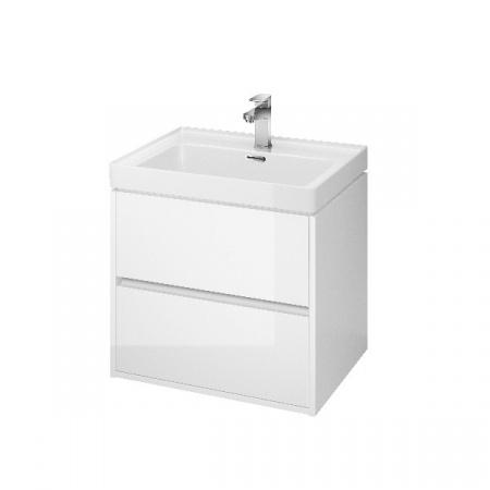 Cersanit Crea Szafka podumywalkowa 59,4x44,7x53,3 cm, biała S924-003