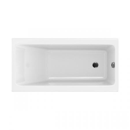 Cersanit Crea Wanna prostokątna 150x75 cm akrylowa, biała S301-233