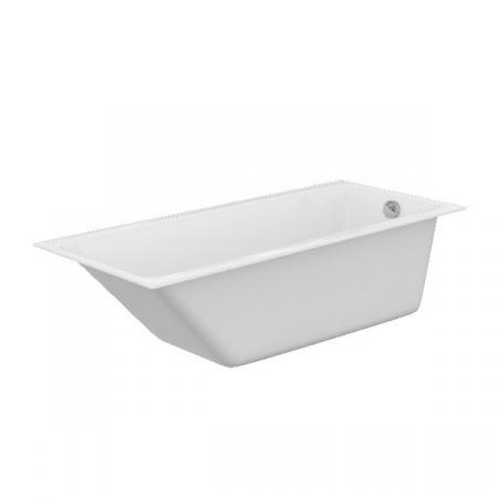 Cersanit Crea Wanna prostokątna 170x75 cm akrylowa, biała S301-226