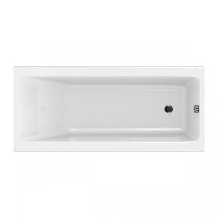 Cersanit Crea Wanna prostokątna 180x80 cm akrylowa, biała S301-227