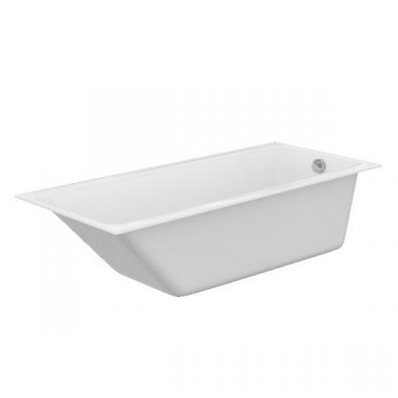 Cersanit Crea Wanna prostokątna 180x75 cm akrylowa, biała S301-227