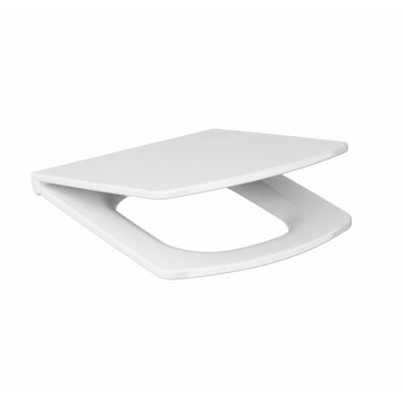 Cersanit Easy Deska sedesowa wolnoopadająca duroplast, biała K98-0089