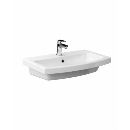 Cersanit Easy Umywalka meblowa 70x44x15 cm, biała K102-015