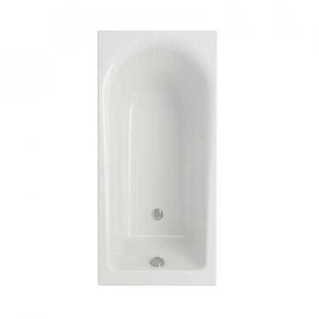 Cersanit Flavia Wanna prostokątna 150x70x42 cm, biała S301-105