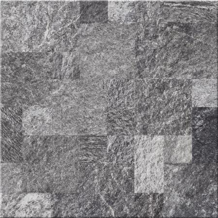 Cersanit G409 Grey Mix Płytka podłogowa 42x42 cm, szara W459-002-1