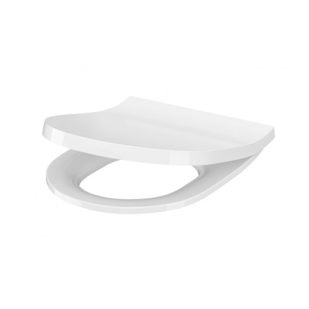 Cersanit Inverto Slim Wrap Deska wolnoopadająca cienka biała K98-0187