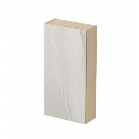 Cersanit Inverto Szafka boczna 40x17,2x79,2 cm lake stone S930-014