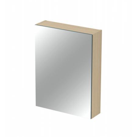 Cersanit Inverto Szafka boczna 60x17,2x79,2 cm lustrzana S930-011