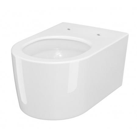 Cersanit Inverto Toaleta WC podwieszana 52x35,5 cm StreamOn bez kołnierza biała K671-001