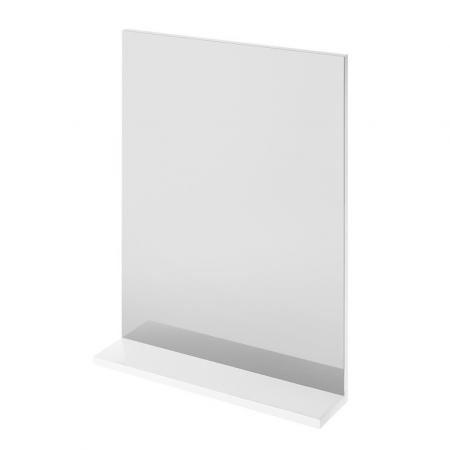 Cersanit Melar Lustro wiszące z półką, białe S614-006