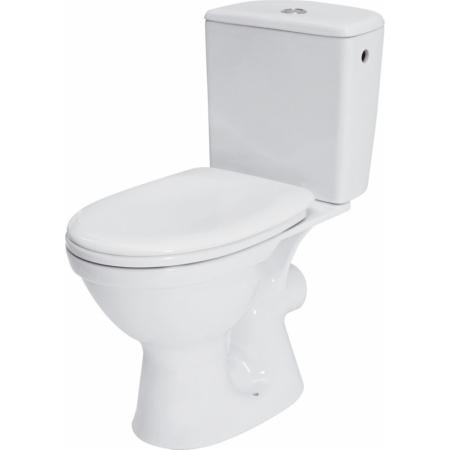 Cersanit Merida Toaleta WC kompaktowa 62,5x35,5x75,5 cm, biała K03-014