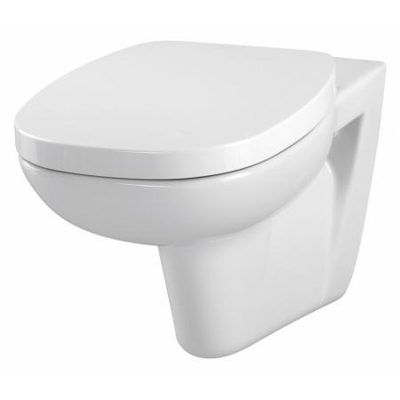Cersanit Facile Toaleta WC podwieszana 52,5x31,5 cm, biała K30-010