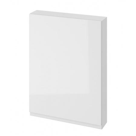 Cersanit Moduo Szafka boczna wisząca 59,4x14,1x80 cm, biała S929-016