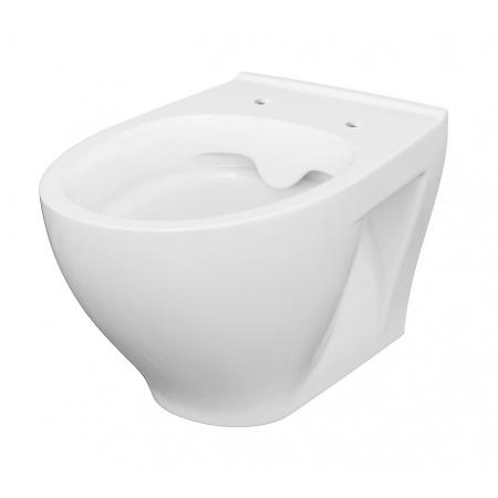 Cersanit Moduo Toaleta WC podwieszana 52,5x35,5 cm CleanOn bez kołnierza, biała K116-007