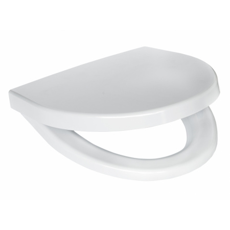 Cersanit Parva Deska sedesowa wolnoopadająca Duroplast, biała K98-0122