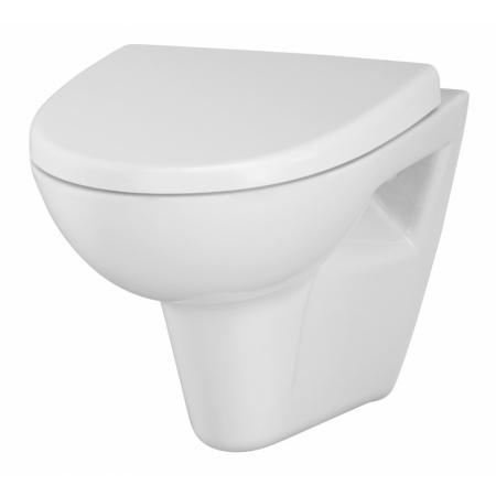 Cersanit Parva Toaleta WC podwieszana 34,5x51x36,5 cm CleanOn bez kołnierza, biała K27-061