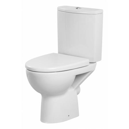 Cersanit Parva Toaleta WC kompaktowa 36x59,5x78 cm z deską wolnoopadającą, biała K27-002