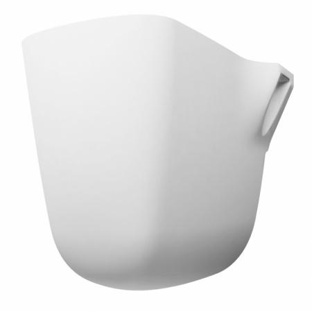 Cersanit President Półpostument 27x27,5x33 cm, biały K08-012