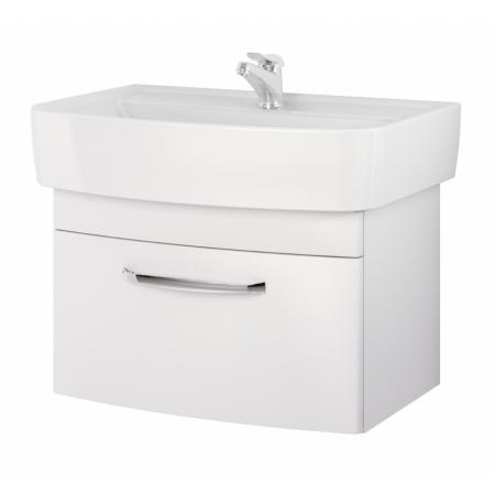 Cersanit Pure Umywalka wisząca 70x47x17 cm, biała K101-007-BOX