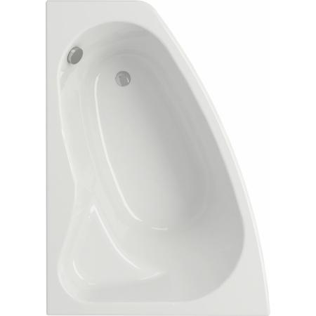 Cersanit Sicilia Wanna narożna 140x100x45 cm akrylowa lewa, biała S301-093