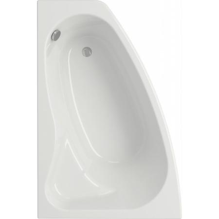 Cersanit Sicilia Wanna narożna 150x100x45 cm akrylowa lewa, biała S301-095