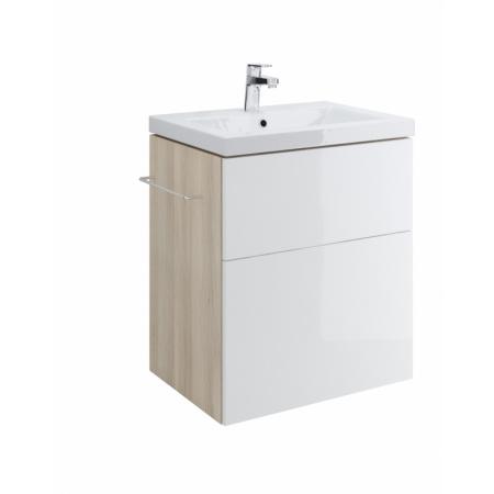 Cersanit Smart Szafka podumywalkowa 60x44x67 cm, biała S568-018