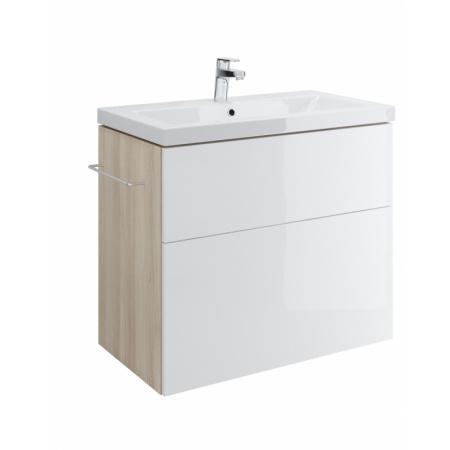 Cersanit Smart Szafka podumywalkowa 77x43x67 cm, biała S568-020