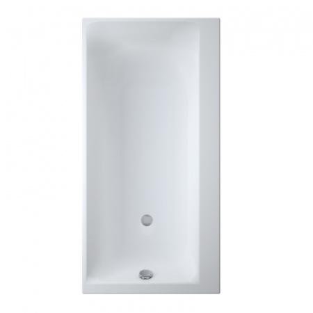 Cersanit Smart Wanna prostokątna 160x80 cm prawa biała S301-118