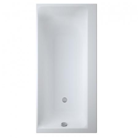 Cersanit Smart Wanna prostokątna 170x80 cm prawa biała S301-116