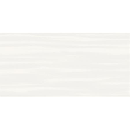 Cersanit Soft Romantic PS803 White Smudges Satin Płytka ścienna 29,8x59,8 cm, biała W564-001-1