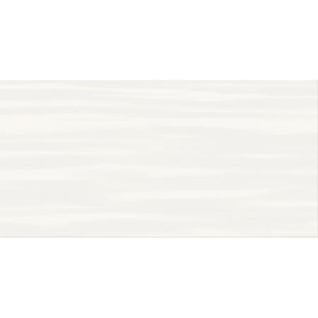Cersanit PS803 White Smudges Satin Płytka ścienna 29,8x59,8 cm, biała W564-001-1