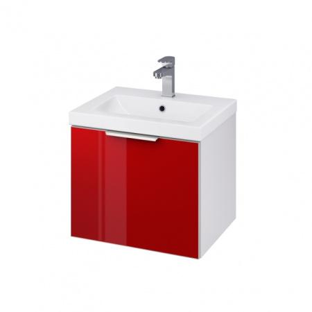 Cersanit Stillo Szafka podumywalkowa 49,4x39,7x40 cm, czerwona S575-009