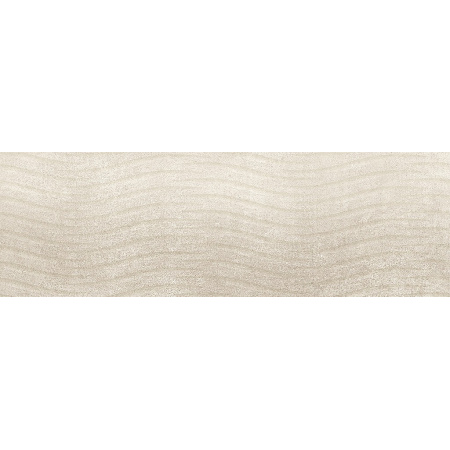 Cersanit Torana Cream Tonal 3D Satin Płytka ścienna 24x74 cm, kremowa NT858-010-1