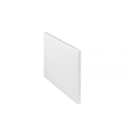 Cersanit Virgo/Intro Obudowa boczna do wanny 75 cm, biała S401-047