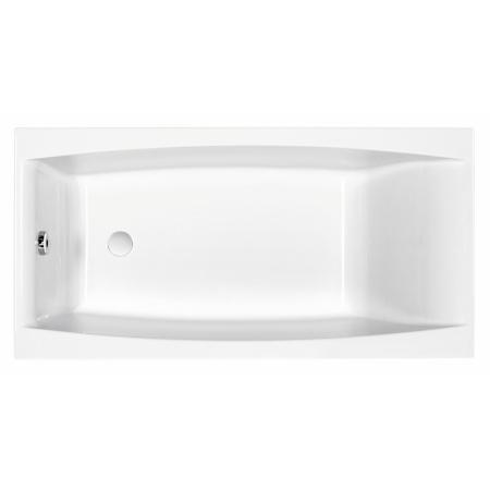 Cersanit Virgo Wanna prostokątna 150x75x42 cm, biała S301-048