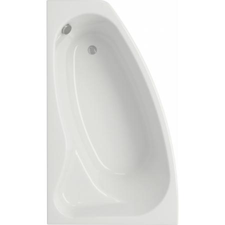 Cersanit Sicilia Wanna narożna 170x100x45 cm akrylowa lewa, biała S301-097