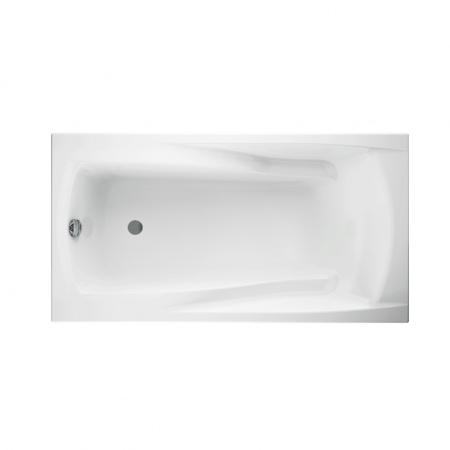 Cersanit Zen Wanna prostokątna 170x85x44 cm, biała S301-128