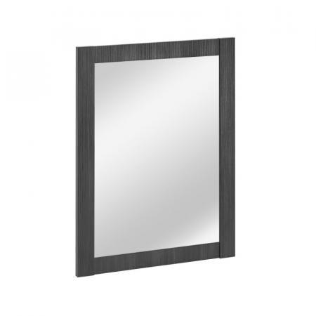 Comad Classic Graphite 840 Lustro ścienne prostokątne 60x80 cm, sosna norweska czarna CLASSICGRAFIT840