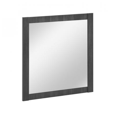 Comad Classic Graphite 841 Lustro ścienne kwadratowe 80x80 cm, sosna norweska czarna CLASSICGRAFIT841